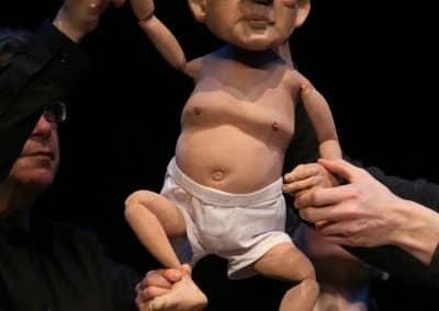 Dukke lavet af Worbla
