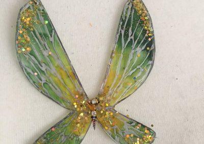 smykke sommerfugl